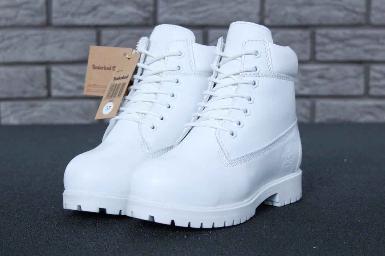 7ee56fd63f94 ... Зимние ботинки Timberland White, женские ботинки с шерстяным мехом 5 ...