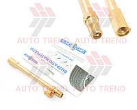 Удлинитель вентиля внутреннего колеса латунный 115мм желтый | EW100MT EC | Eurocord