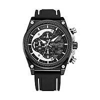Часы Megir Black MG2051 (MN2051G-BK-1N7)