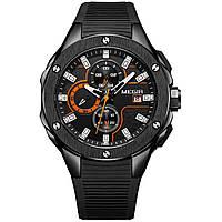 Часы Megir Black MG2053 (MN2053G-BK-1N11)
