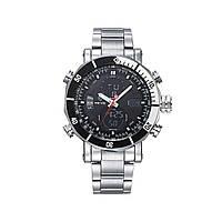 Часы Weide Black WH5203-1C SS (WH5203-1C)
