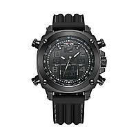Часы Weide Black WH5208B-1C (WH5208B-1C)