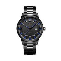 Часы Weide Blue WD002B-4C SS (WD002B-4C)