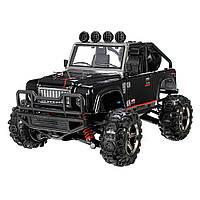 Машинка р/у Subotech Brave 4WD 1:22 Черный (2711349268591)