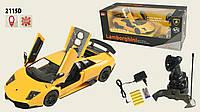Машинка MZ Lamborghini LP670 2115D Желтый (20181005V-548)