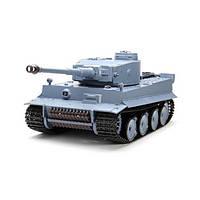 Танк HENG LONG German Tiger 3818-1 Серый (3818-1)