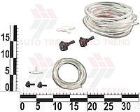 Ремкомплект трубопровода омывателя ВАЗ 2101-099, 2121, ЗАЗ 1102 (трубка d4х2500мм, тройник, жиклёры) | 2101-5208300 | г. Харьков