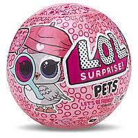 Lol Pets 2 в 1 Лол питомцы Шпионская серия