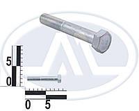 Болт М12х75 муфты эластичной ВАЗ 2101-07, башмака балансира КамАЗ | 0001-0055413-21 | БелЗАН