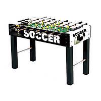 Футбол LimoToy деревянный на штангах (638B)