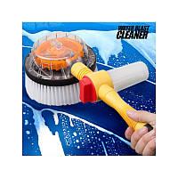 Щетка с насадкой для шланга Water Blast для мытья автомобиля (4839)