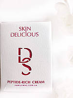 Восстанавливающий полипептидный крем Derma Series Skin Delicious Peptide-Rich Cream 50 мл