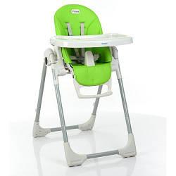 Стульчик для кормления EL CAMINO  ME 1038 Green Apple ***