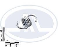 Пружина колодок тормозных ВАЗ 2108-099 зад. прижимная 3 витка   2108-3502033-00   БелЗАН