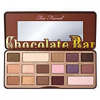 Палетка теней Too Faced Chocolate Bar 100% cocoa