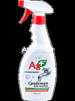 Средство для чистки ванной комнаты  (Антибактериальный) AG+ plus - Bio Formula 500мл.