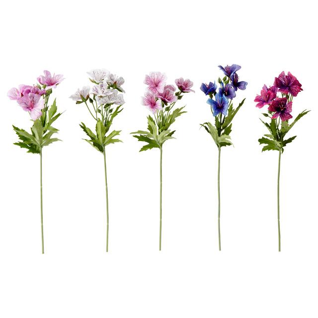 Холодилова искусственные цветы