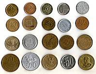 Набор монет МИРА разных стран - 20 монет №2