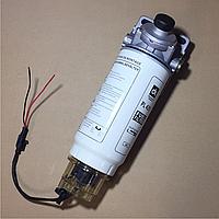 Фильтр топливный с основанием PL-420 (сепаратор) с подогревом 24В PL-420