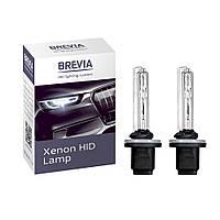 Ксеноновые лампы H27/2 Brevia 6000K