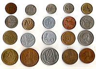 Набор монет МИРА разных стран - 20 монет №5