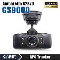Автомобильный Видеорегистратор GS9000 1920x1080P FULL HD, GPS