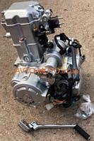 Двигатель 200 куб на трёх-колёсник  с водяным охлаждением