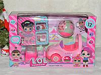 Игровой набор LOL Лол с машиной Машина для LOL, фото 1