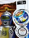 Робот с пропеллером танцор,свет, звук (Синий), фото 2