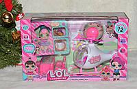 Игровой набор LOL Лол с аксессуарами Вертолет для LOL, фото 1