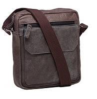 Мессенджер Tiding Bag M41-8264DB Коричневый
