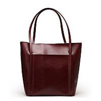 Женская сумка GRAYS GR-2013R Бордовый (WeQs98663)