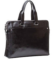 Сумка TIDING BAG M5861-3A Темно-коричневая