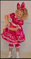 Детский карнавальный костюм для девочки Кукла 86-140р