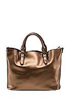 Женская сумка Grays GR3-8683BGM Золотистая