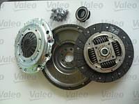 Комплект сцепления + маховик на VW TRANSPORTER 4 двиг. 2.4D и 2.5 TDI (VALEO)