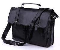 Сумка Tiding Bag 7013A 38х29х6.5 см Черная (cC0ugq)