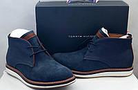 Мужские туфли Tommy Hilfiger. Оригинал. 42,5 размер.