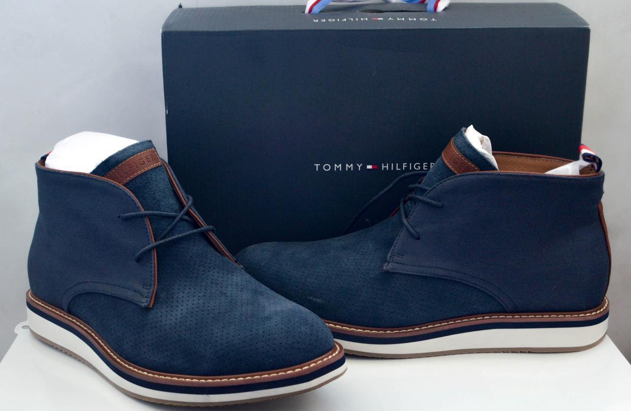 Мужские туфли Tommy Hilfiger. Оригинал. 42 11473a9944193