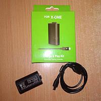 Комплект подзарядки  Charge and play kit for Xbox one