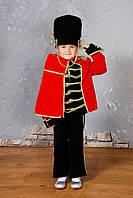 Новогодний костюм для мальчика Гусар р. 32, 34, 36, 38