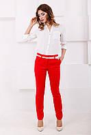 Красные брюки, фото 1