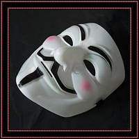 Маска Гая Фокса V Вендетта  Анонимуса Anonymous