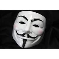 Маска Гая Фокса V Вендетта  Анонимуса Anonymous, фото 1