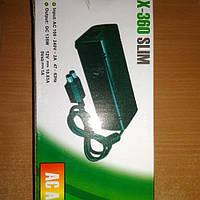 Зарядное устройство для адаптера переменного тока EU Plug для Microsoft Xbox 360 Slim