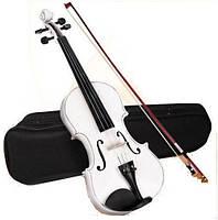 Нова класна скрипка Jago 4/4, три кольори + кейс!, фото 1