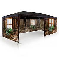 Садовый павильйон беседка, торговая палатка 3х6м, фото 1