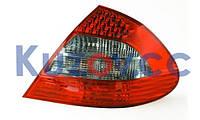 Фонарь задний Mercedes E-class W211 06-09 правый (TYC) Avantgarde LED
