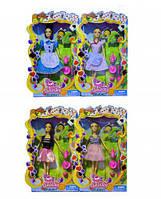 """Кукла """"Алиса в стране чудес"""" с посудой 66023/24"""