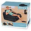 Надувное кресло кровать Intex 68565 109х218х66, фото 5